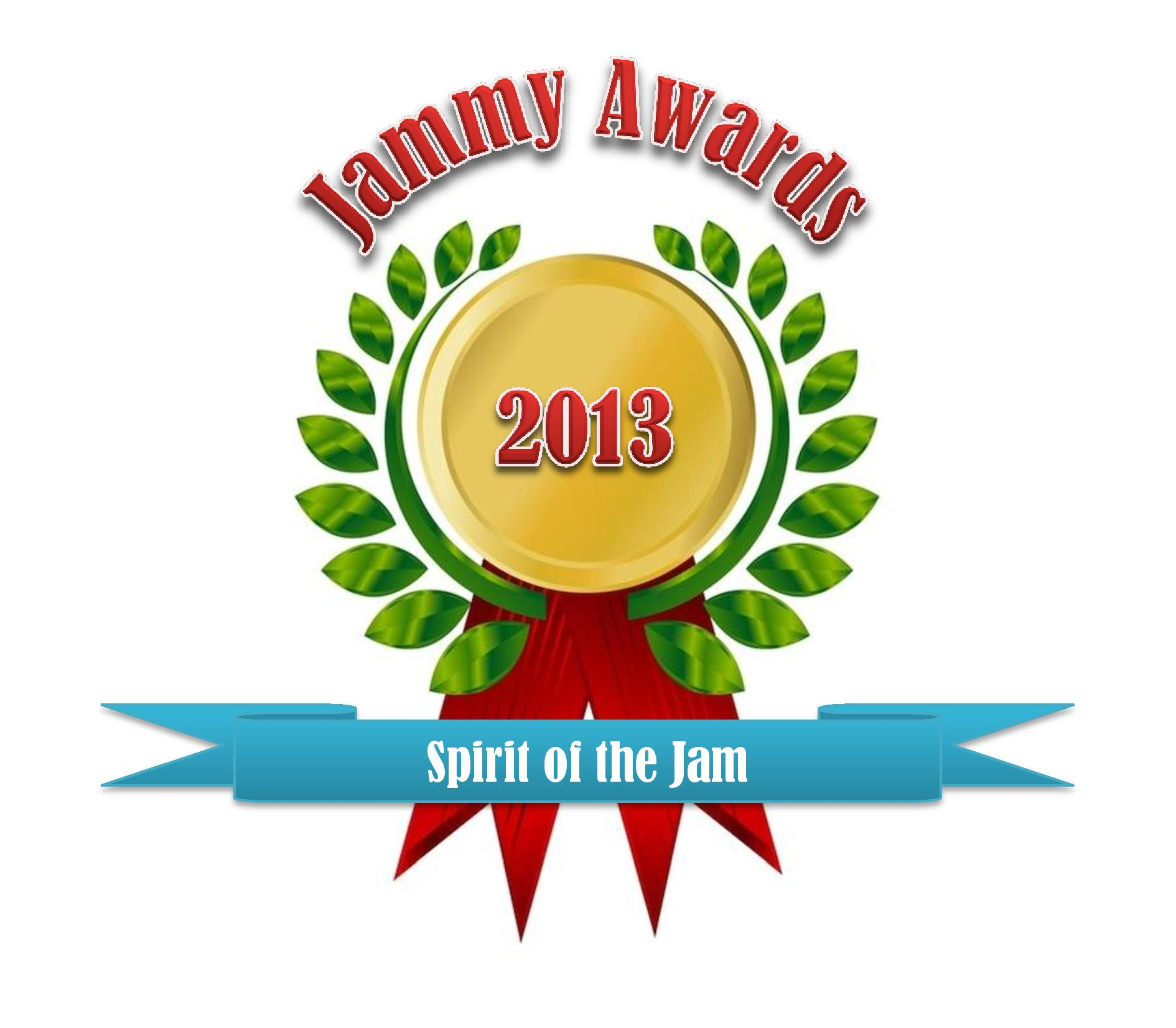 Jammy Award: Spirit of the Jam