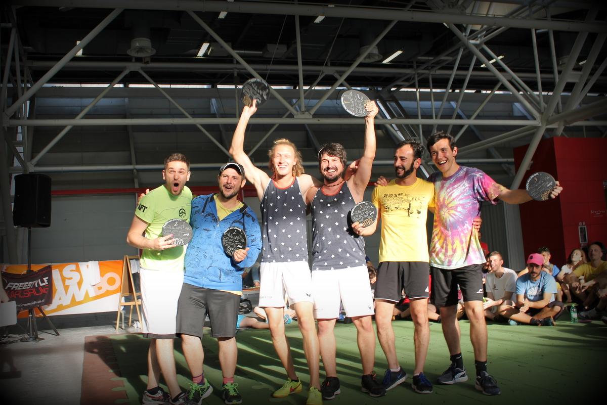 EFC2015 Pairs Winners
