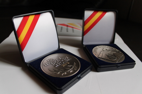 Medallien-Sportlerehrung