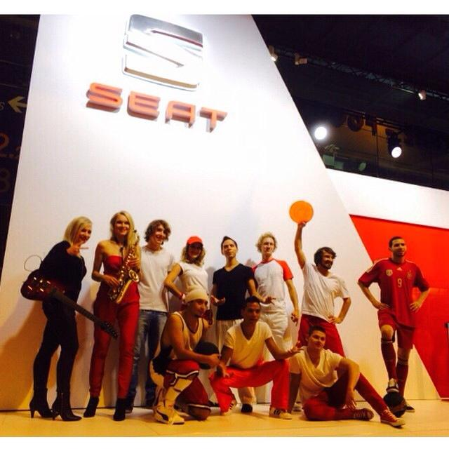 ParisMotorShow2014-SeatShowTeam