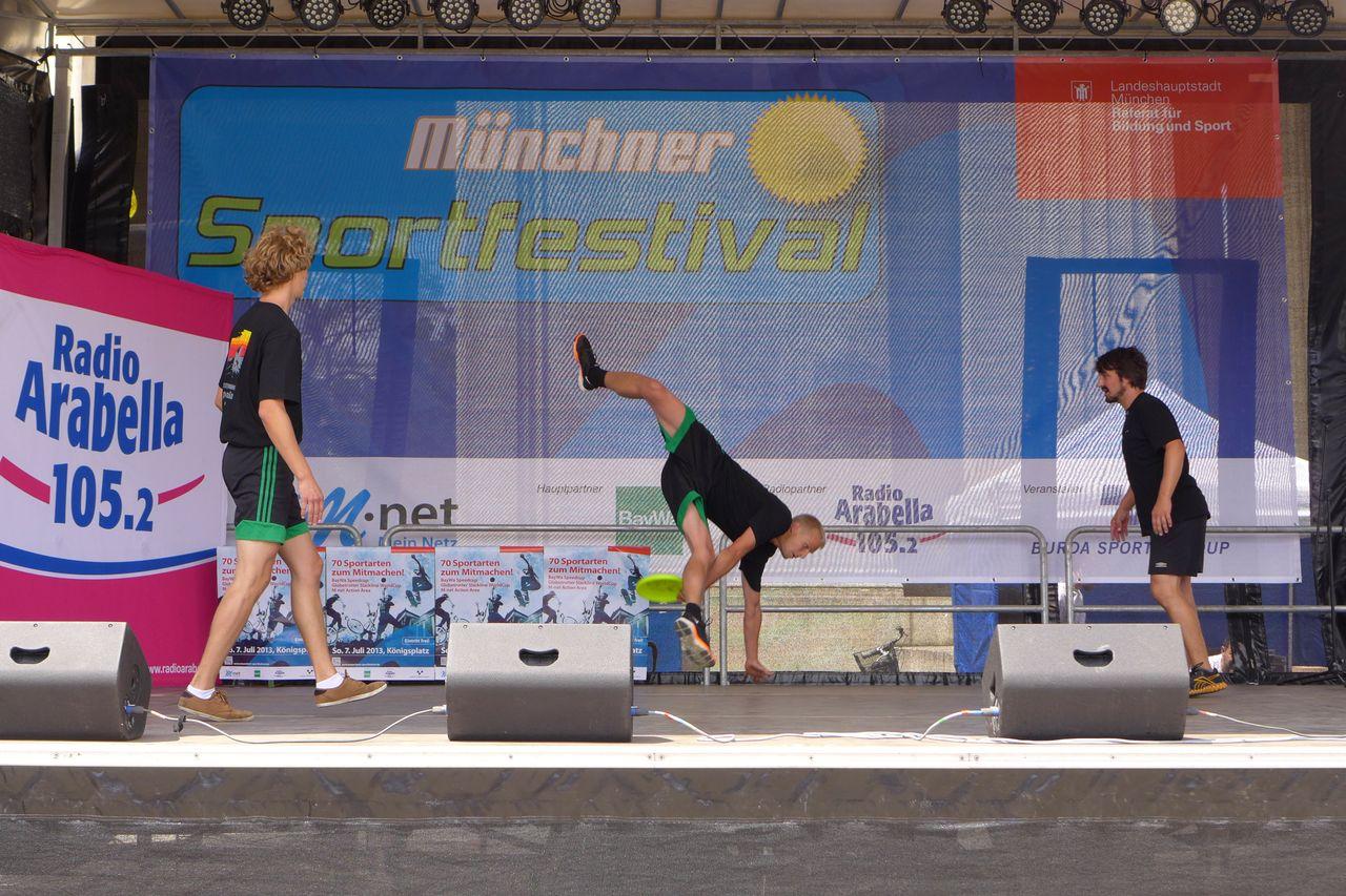 Sportfestival München 2013
