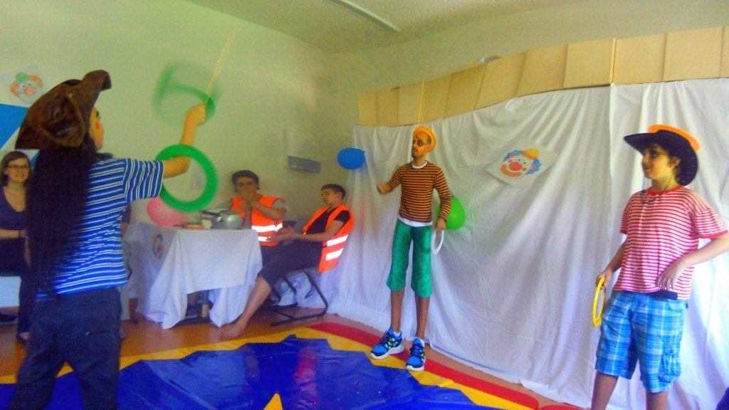 Zirkusprojekt2012