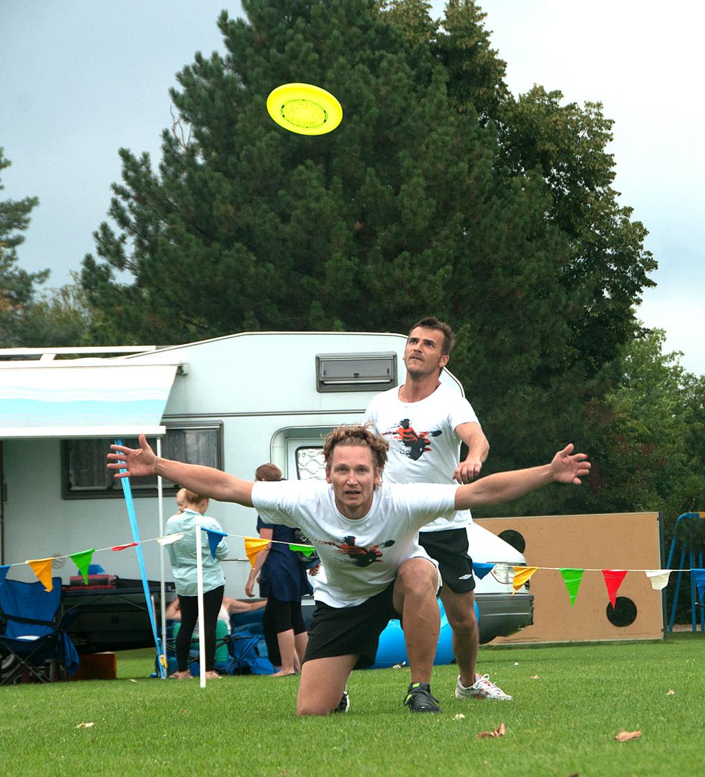 BCC2012 SasH und Carsten