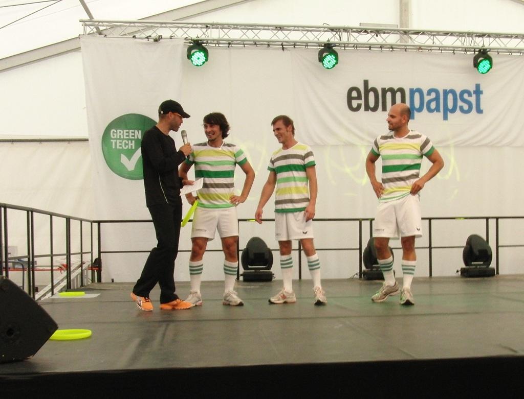 ebm-papst Marathon Show